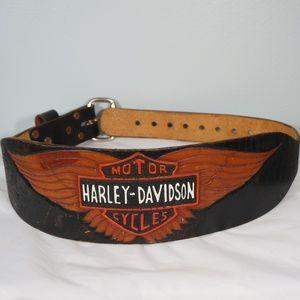 Harley-Davidson Kidney Belt